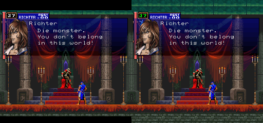 Castlevania: Symphony of the Night - Quality hack [PSX]